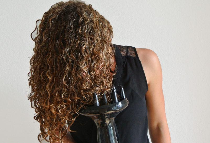Hair diffuser tutorial