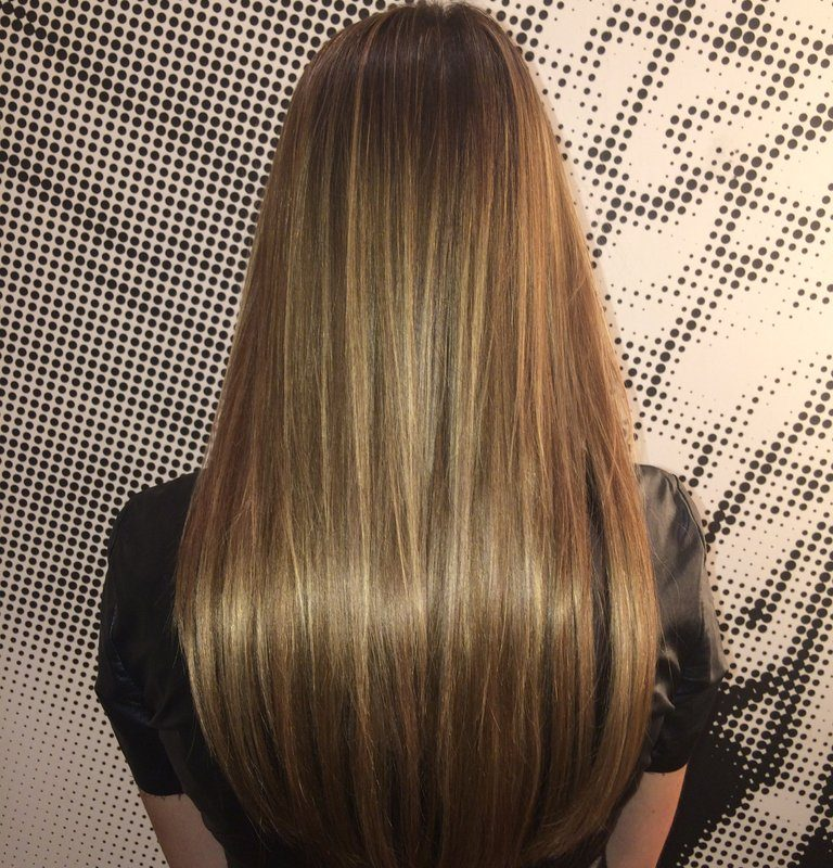 The best hair extensions in Victoria for fine hair